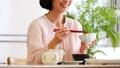 中間夫婦餐桌膳食生活方式圖像 49178617