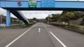 高速道路走行映像 高知道南国インター〜高松方面 permingDR 映像素材 49198473