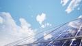 鮮豔細緻的全景景觀圖:太陽能發電廠(Full HD 超高畫質,高分辨率 CG 渲染∕著色動畫) 49238473