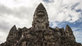 Central Temple Angkor Wat Timelapse FullHD 49266145
