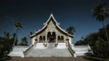Cinematic timelapse of a buddhist temple in Laos 49266148