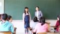 Primary school student image transfer student 49352122