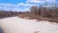 鸟瞰河和蓝天秋田县自然风景3月 49367289