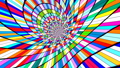 Crazy Psychedelic Vortex Full with Colors 49385100