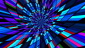 Digital Vortex Full with Colors and Lights 49385101