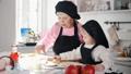 家族 食 料理の動画 49388992