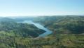 Aerial View Green Rural Landscape 49419704