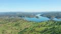 Aerial View Green Rural Landscape 49419706
