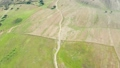 Aerial View Green Rural Landscape 49419710