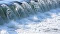 阿武隈大堰 阿武隈川 川 流れ 水流 49551017