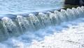阿武隈大堰 阿武隈川 川 流れ 水流 49551019