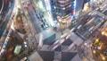 东京银座寿光桥游戏中时光倒流2019年夜景熙熙攘攘的向上倾斜 49603940