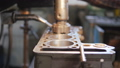 Overhaul of a car engine. Honingovka cylinder bloc 49636432