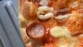 ピザ ソーセージ チーズ イタリアン 料理 おいしい フード 食べ物 49639865