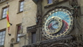 Famous Prague astronomical clock, the old Atomic clock in the Czech capital 49645549