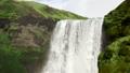 Waterfall falling water mountain 49679986