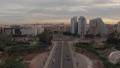 Aerial cityscape of Valencia, Spain 49683090