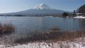 河口湖より望む富士山(タイムラプス) 49743617