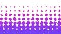 ドット 点 水滴 水玉 幾何学 アニメーション ループ 49775978