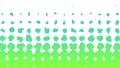 ドット 点 水滴 水玉 幾何学 アニメーション ループ 49775979