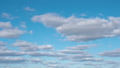 Clouds float across the sky. timelapse 49806013