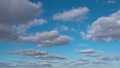 Clouds float across the sky. timelapse 49806017