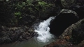 Waterfall in the jungles on Thailand island 49814434