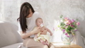 ベビー 赤ちゃん 赤ん坊の動画 49819727