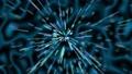방사형 광선 파티클 반짝 perming3DCG 영상 소재 49838191