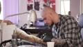 タトゥー 刺青 サロンの動画 49870125
