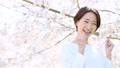 櫻花婦女 49893217