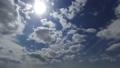 시간 경과 푸른 하늘과 구름의 흐름 permingM19041102 영상 소재 49914359