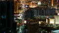 Las Vegas Strip Skyline Aerial Time Lapse 49970888