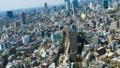 東京風景Timelapse 2019年春天澀谷惠比壽地區鳥瞰圖縮小 49991867