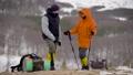 ウィンター 冬 ハイキングの動画 50089136