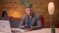 人 ビジネスマン タイピングの動画 50147733