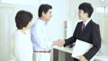 資深夫婦企業談話商人圖像 50285160