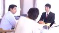 ビジネスマン 夫婦 ビジネスの動画 50285251