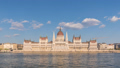 Budapest Hungary city skyline time lapse 50370840