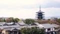 京都・八坂の塔の風景 50375995