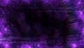 반짝 효과 프레임 (루프 가능) - 퍼플 / 블랙 배경 50385437