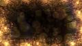 반짝 효과 프레임 (루프 가능) - 오렌지 / 블랙 배경 50385439