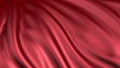 Red silk in slow motion 50390741