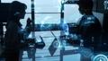インターフェース データ ビジネスの動画 50398645