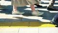 出勤、ビジネスマン、ビジネス、歩く、足元、革靴、靴、脚、足、ハイヒール、男性、女性、ビジネスウーマン 50579038