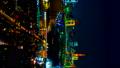 垂直材料東京夜景遊戲中時光倒流台場和彩虹橋和東京鐵塔 50593719