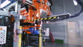 automated machine with control panels in plant workshop 50643027