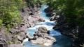 厳美渓 渓谷 渓流 水流 岩 50644487