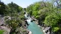 厳美渓 渓谷 渓流 水流 岩 50644489