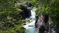 厳美渓 渓谷 渓流 水流 岩 50644490